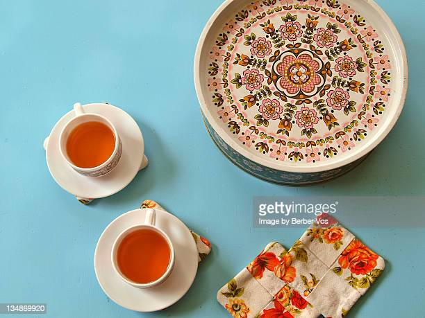 Tea from above
