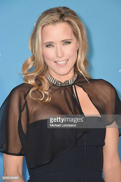 Tea Leoni attends the 12th Annual UNICEF Snowflake Ball at Cipriani Wall Street on November 29 2016 in New York City