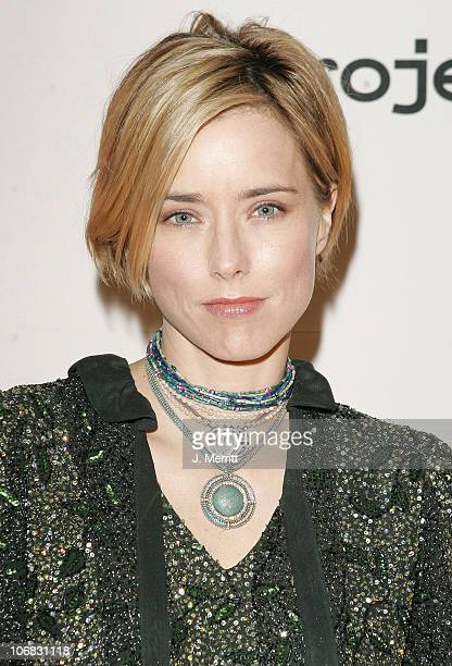 Tea Leoni during 5th Annual Project ALS Benefit Gala Honoring Ben Stiller Hosted by Chambord Cocktail Room at The Westin Century Plaza Hotel in...