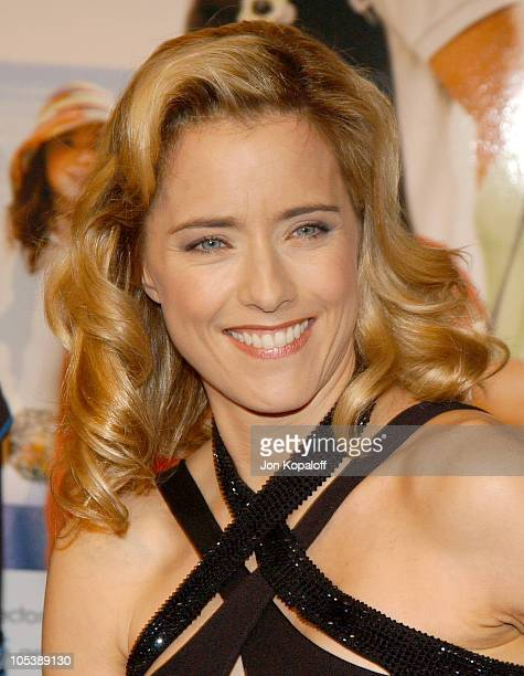 Tea Leoni during 'Spanglish' Los Angeles Premiere Arrivals at Mann Village Theater in Westwood California United States