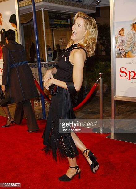 Tea Leoni during Spanglish Los Angeles Premiere Arrivals at Mann Village Theater in Westwood California United States