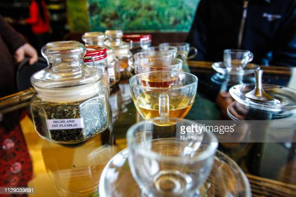 Tea lounges or House of Tea in Darjeeling India It is a place to taste drink and buy authentic Darjeeling Green Black White or Oolong tea from...
