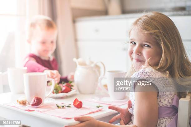 tea party - tea party stock pictures, royalty-free photos & images