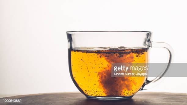 tea - warme dranken stockfoto's en -beelden