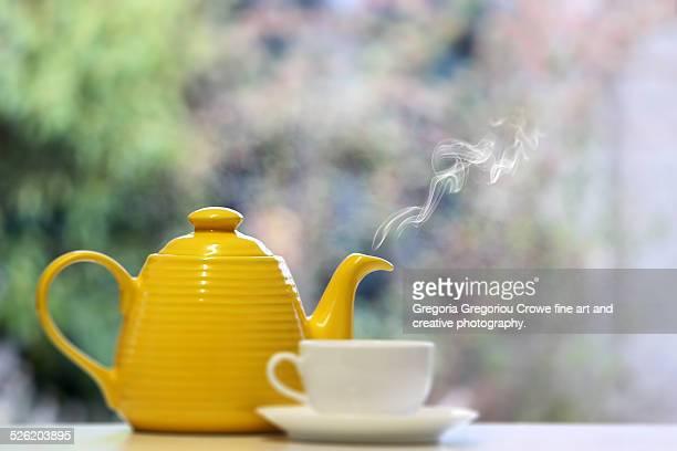 tea ritual - gregoria gregoriou crowe fine art and creative photography - fotografias e filmes do acervo