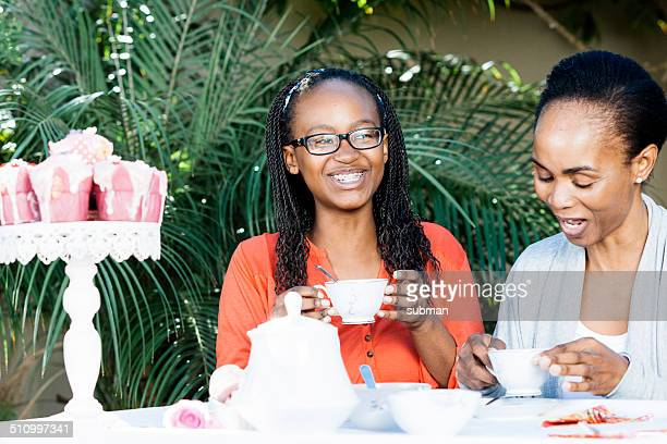 Tea Time Chatter
