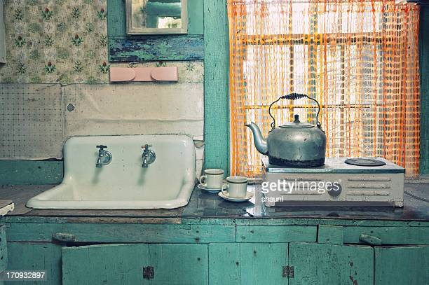tea time - bad condition stock photos and pictures