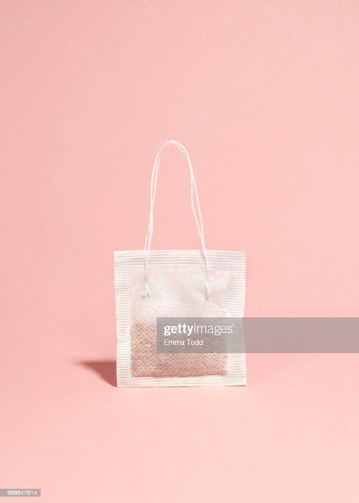 Teabag : Stock Photo