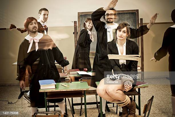 Teacher Hostage