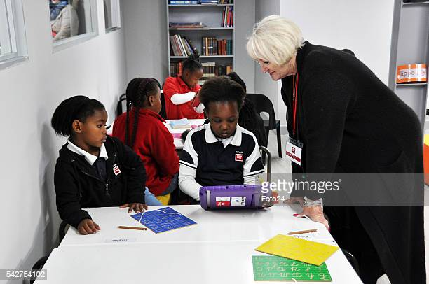 12 Steve Jobs Schools Open Doors For Creative Learning In South Africa Photos And Premium High Res Pictures Getty Images