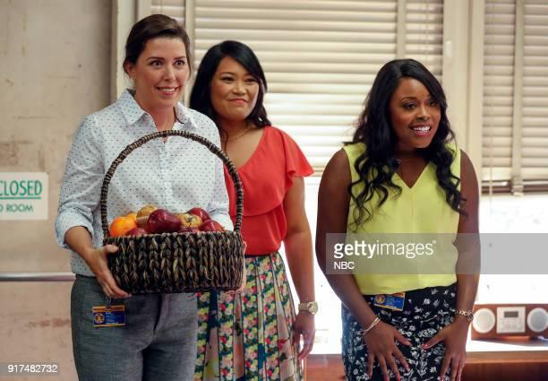 AP BIO 'Teacher Jail' Episode 104 Pictured Jean Villepique as Michelle Mary Sohn as Mary Lyric Lewis as Stef