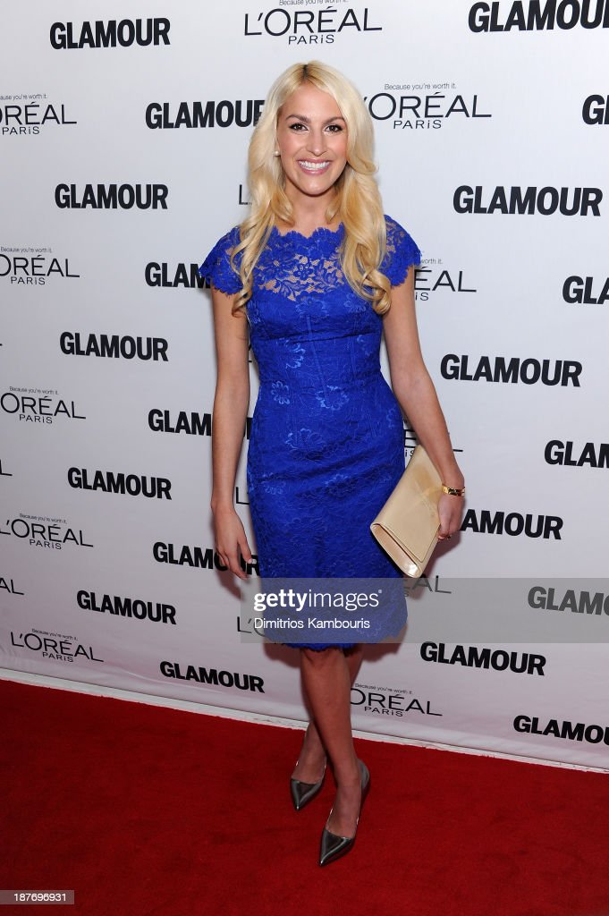 Teacher Kaitlin Roig-DeBellis attends Glamour's 23rd annual Women of the Year awards on November 11, 2013 in New York City.