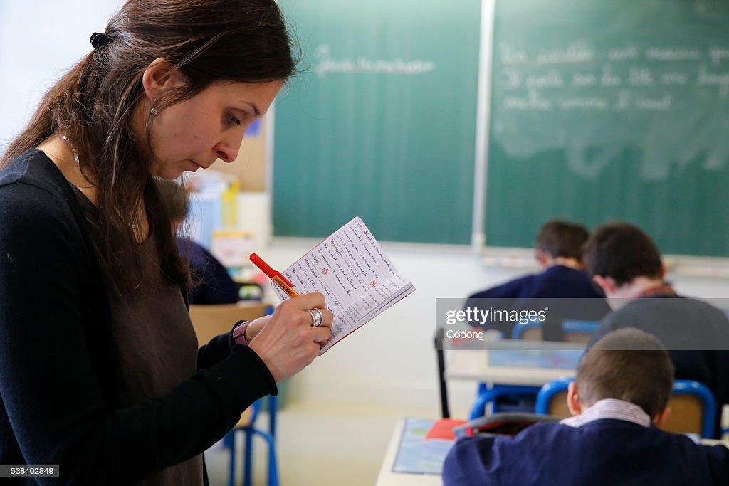 teacher : Stock Photo