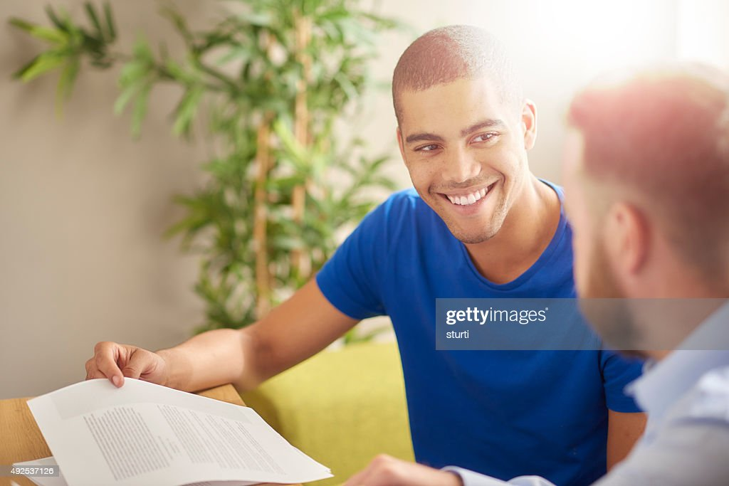 Teacher student one to one : Stock Photo
