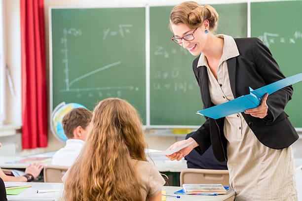 essay on class teacher of my class