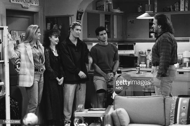 YEARS Teacher's Pet Episode 12 Air Date Pictured Anne Tremko as Leslie Burke Kiersten Warren as Alex Tabor MarkPaul Gosselaar as Zack Morris Mario...
