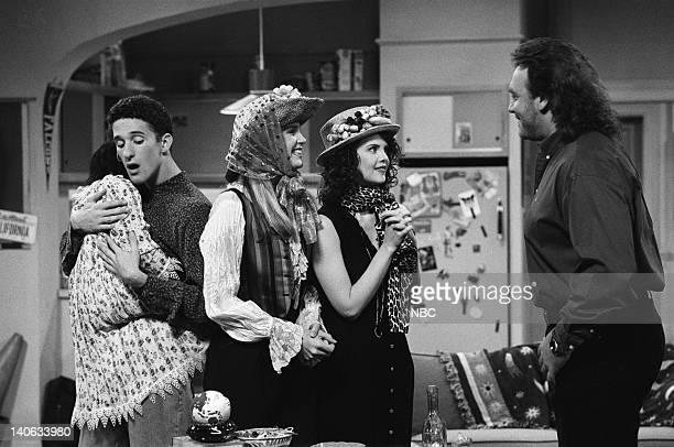 YEARS Teacher's Pet Episode 12 Air Date Pictured Chimpanzee Dustin Diamond as Screech Powers Anne Tremko as Leslie Burke Kiersten Warren as Alex...