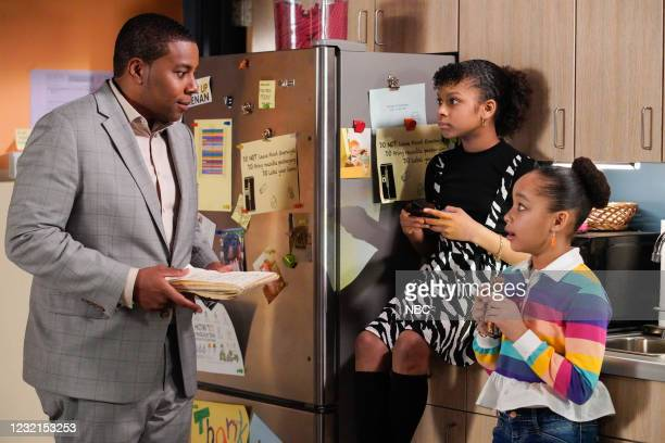 "Teachers' Strike"" Episode 108 -- Pictured: Kenan Thompson as Kenan, Dani Lane as Aubrey, Dannah Lane as Birdie --"