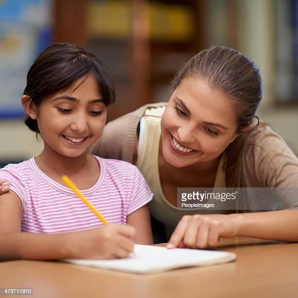 Teachers who love teaching teach learners to love learning