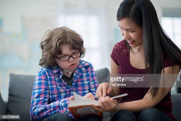 Ein Kind beizubringen, wie zu lesen
