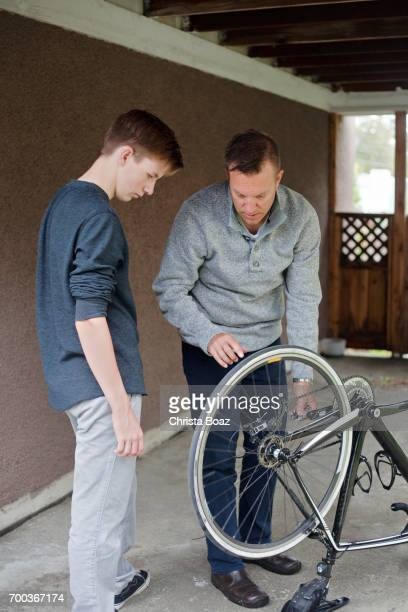 Undervisning cykel Maintenane