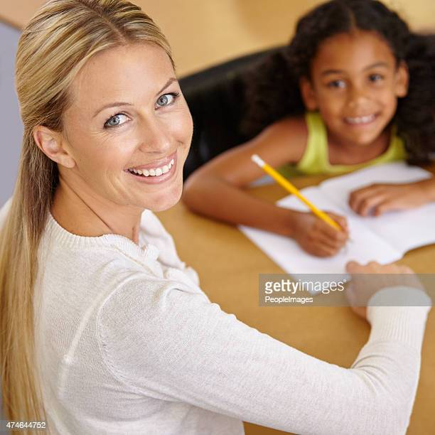 Teaching is her calling