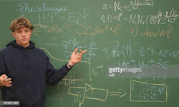 Teaching mathematical equations
