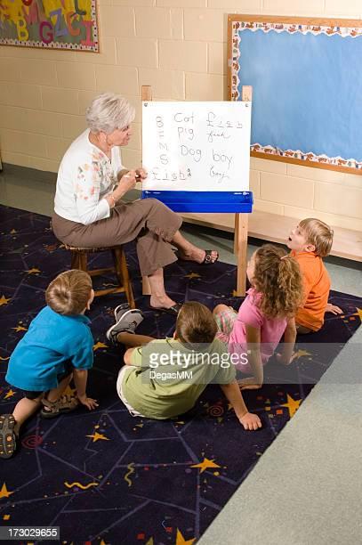 Teaching to the Children