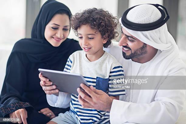 Unterricht mit digitalen tablet