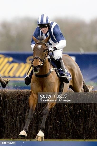 Teaforthree, ridden by Tony McCoy