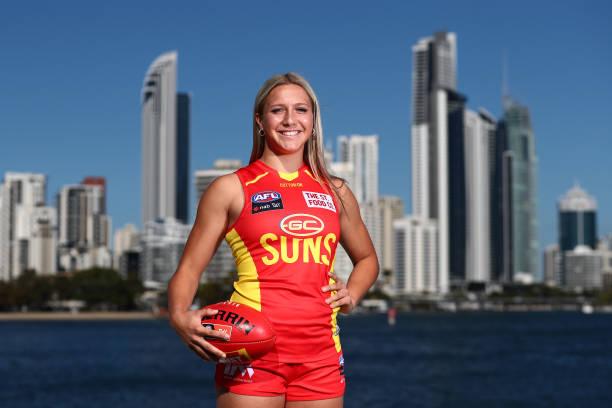 AUS: Gold Coast Suns AFLW Draftee