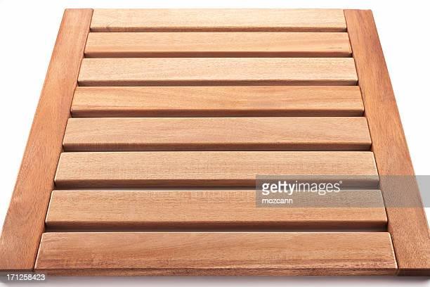 チーク材のテーブル - チーク ストックフォトと画像