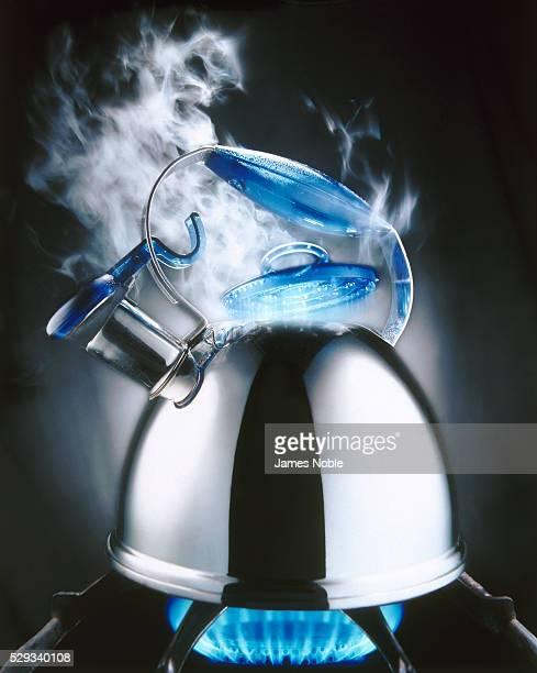 Teakettle Boiling Over