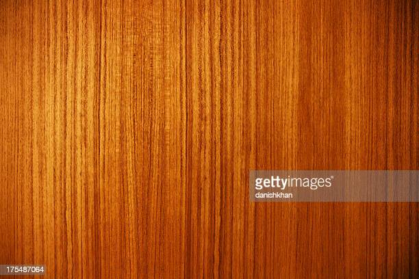 teakwood background - teak wood material stock pictures, royalty-free photos & images
