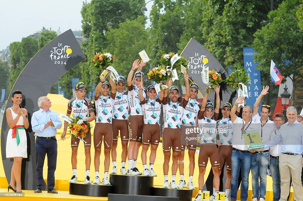 Le Tour de France 2014 - Stage Twenty One : ニュース写真