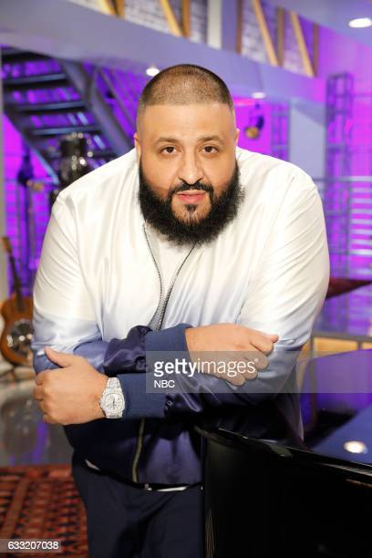 THE VOICE 'Team Alicia Battle Reality' Pictured DJ Khaled