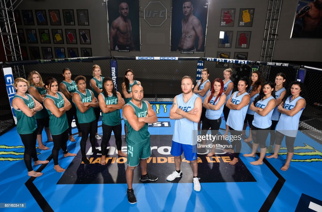 The Ultimate Fighter: A New World Champion : News Photo