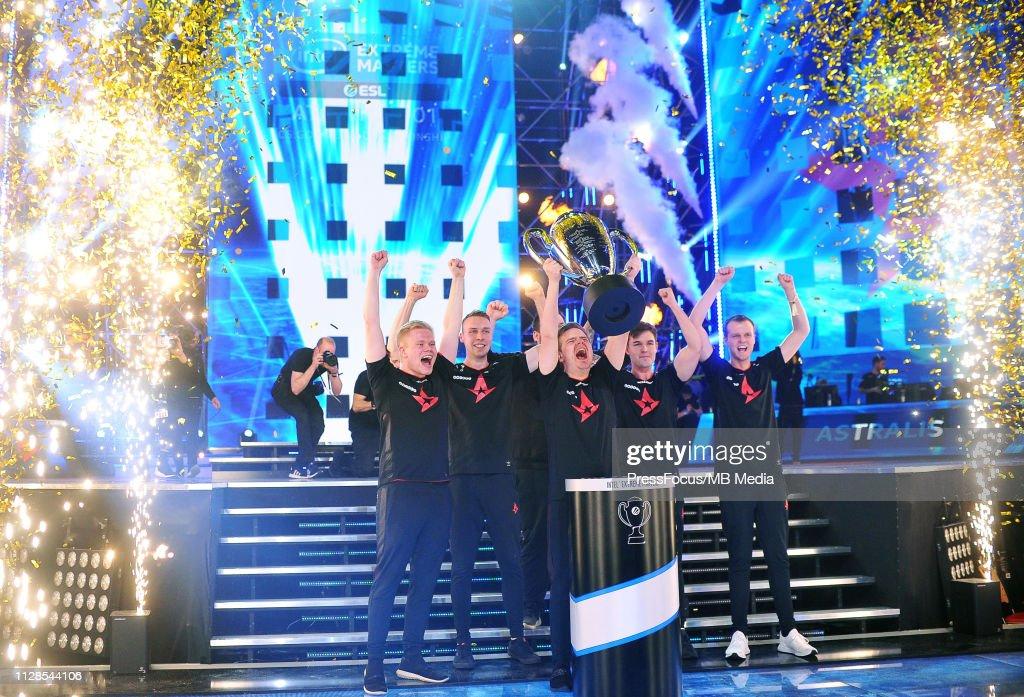 ESL Intel Extreme Masters 2019 : News Photo