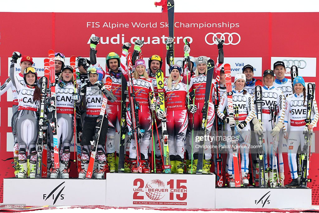 2015 FIS Alpine World Ski Championships - Day 9 : Fotografía de noticias