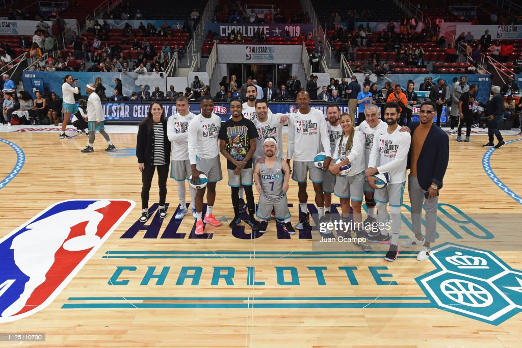 NC: 2019 NBA All-Star Celebrity Game
