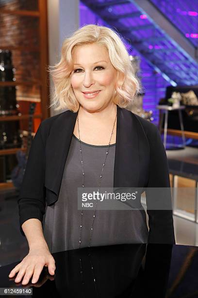 THE VOICE 'Team Blake Battle Reality' Pictured Bette Midler