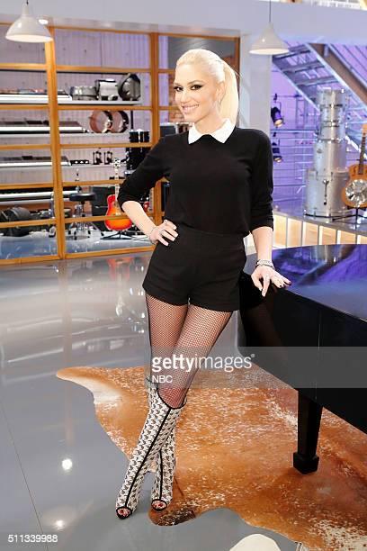 THE VOICE Team Blake Battle Reality Pictured Gwen Stefani