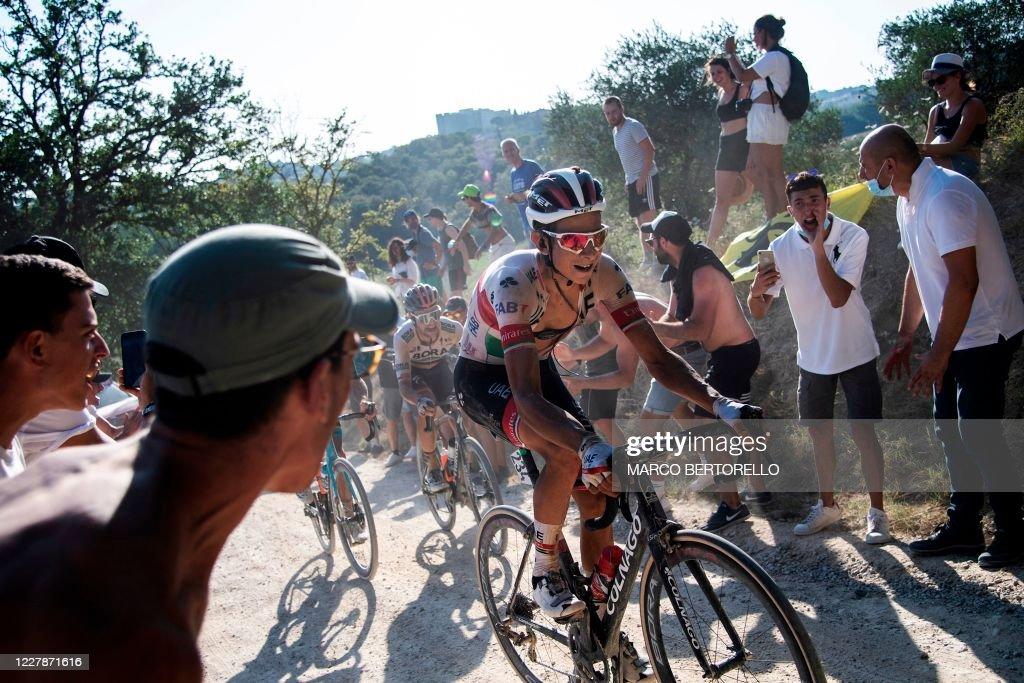 CYCLING-ITA-STRADE-BIANCHE : News Photo