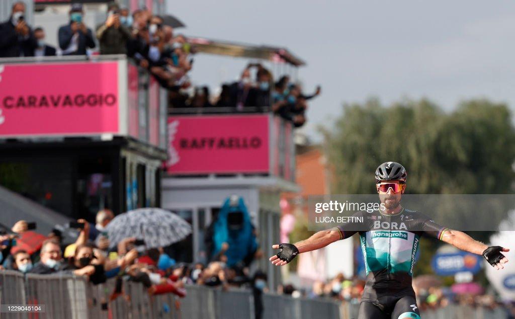 CYCLING-ITA-GIRO-2020-STAGE 10 : News Photo