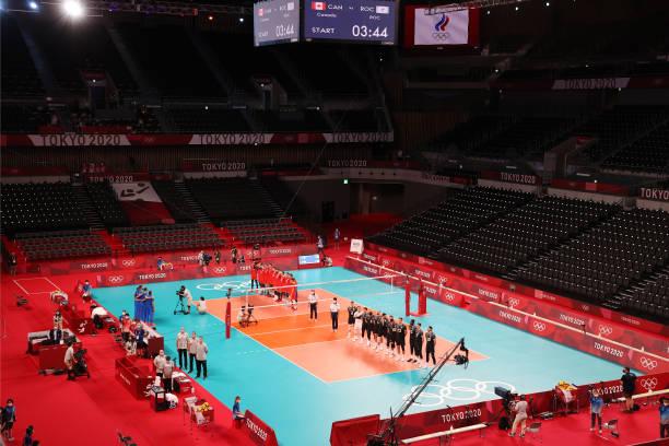 JPN: Volleyball - Olympics: Day 11