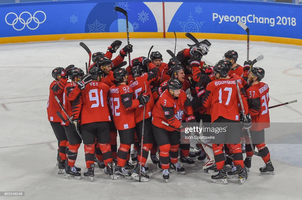 OLYMPICS: FEB 21 PyeongChang - Day 14 : News Photo