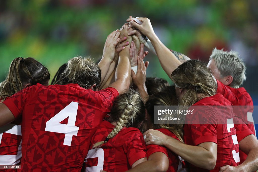 Rugby - Olympics: Day 2 : News Photo