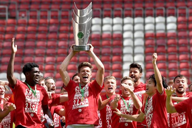 DEU: 1. FC Kaiserslautern v Bayern Muenchen II - 3. Liga