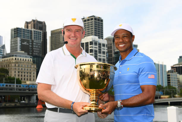 AUS: Presidents Cup Media Opportunity