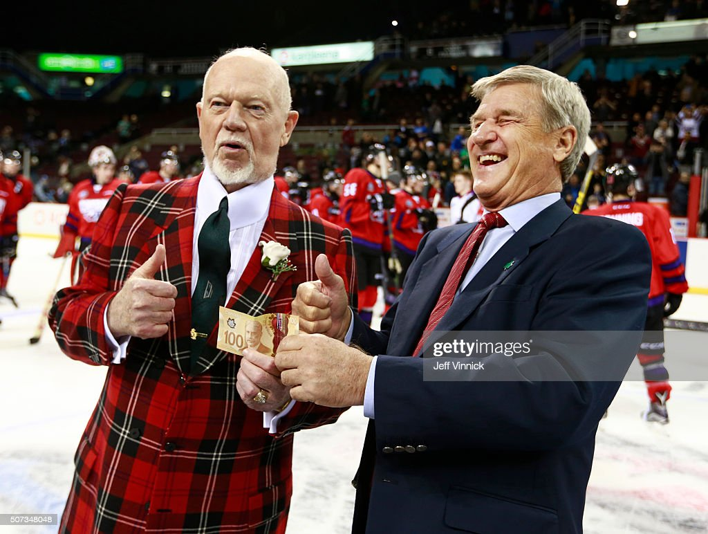 CHL/NHL Top Prospects Game : News Photo